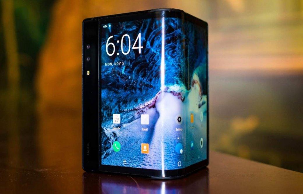 Складной смартфон Xiaomi выйдет раньше срока ибудет стоить дешевле Samsung Galaxy Fold | Канобу - Изображение 7219