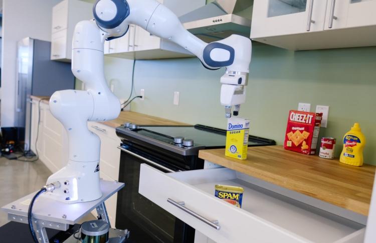 Инженеры Nvidia создали своего Мистера Помощника изFallout, нотолько для работы накухне | Канобу - Изображение 3183