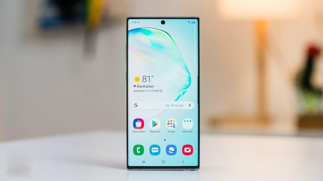 Лучшие смартфоны 2019 года - топ-20 самых мощных, красивых и крутых смартфонов в мире | Канобу - Изображение 10544