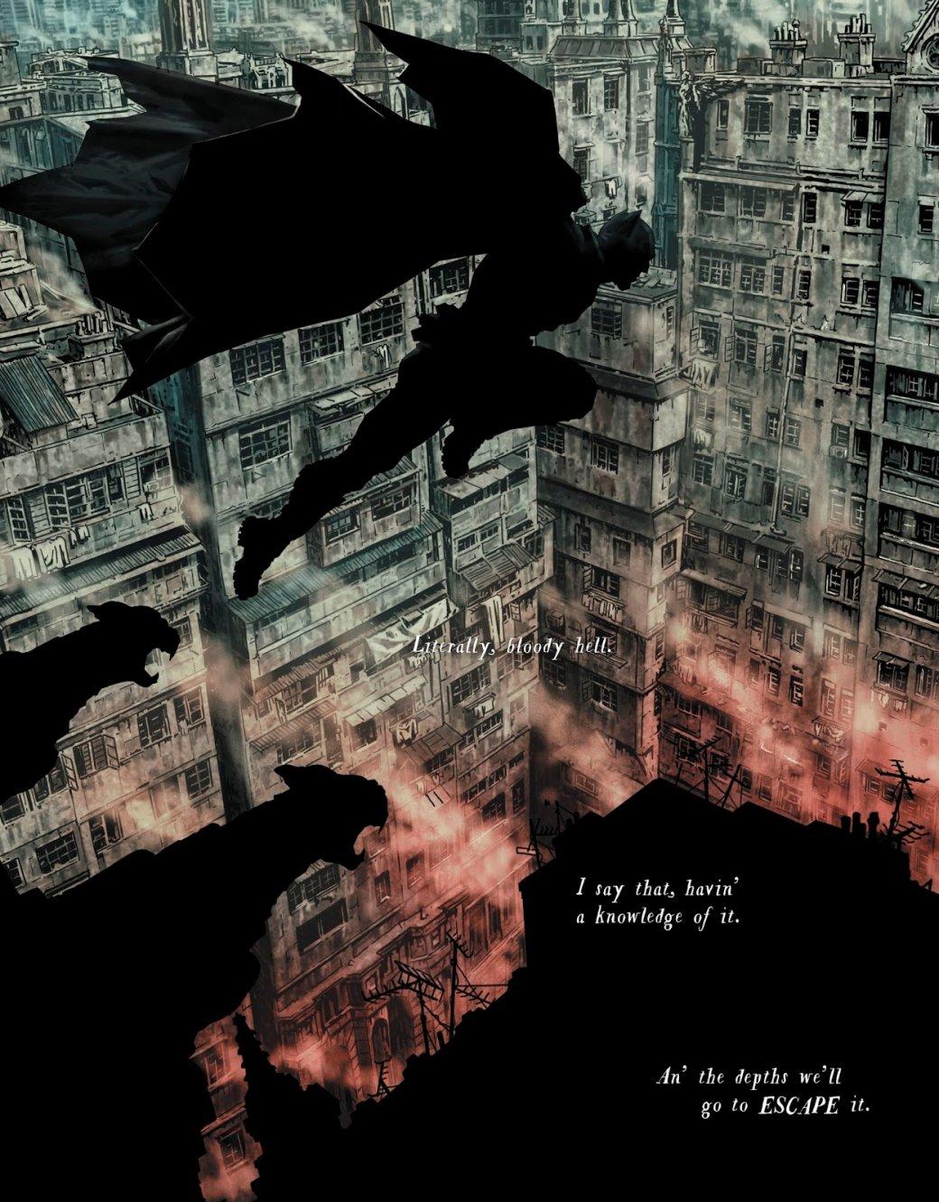 Batman: Damned— как Темный рыцарь иДжон Константин убийство Джокера расследовали | Канобу - Изображение 4