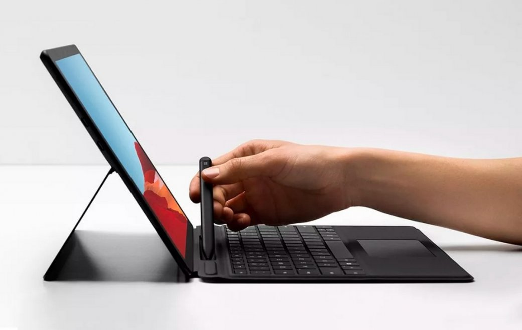 Новинки презентации Microsoft Surface 2019 - Android-смартфон Duo, наушники Earbuds, Windows 10X | Канобу - Изображение 0