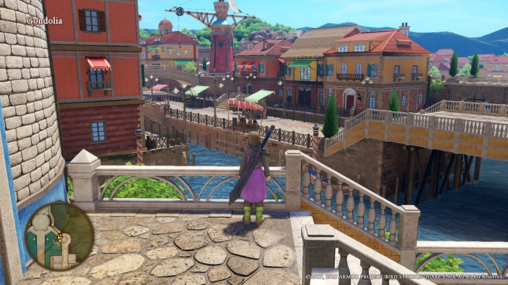 50 невероятно красочных скриншотов Dragon Quest XI | Канобу - Изображение 11528