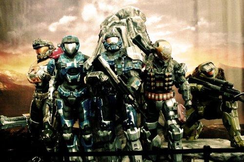 Конкурс на лучшую юмористическую озвучку трейлеров Halo: Reach