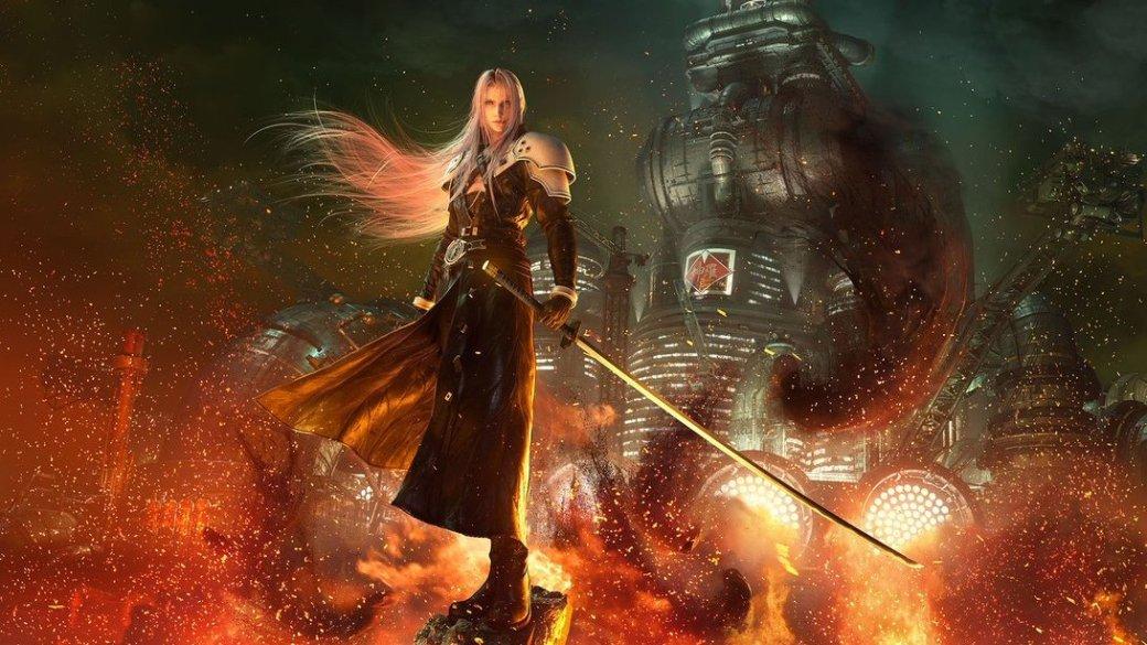 E3 2019: новый геймплей и подробности боевой системы ремейка Final Fantasy VII | Канобу - Изображение 0