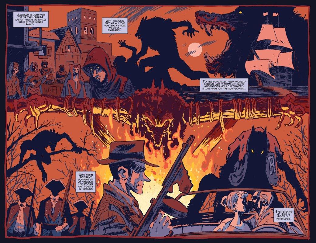 Archie Horror— как мирный Ривердейл превратился впристанище ведьм, оборотней изомби | Канобу - Изображение 7665