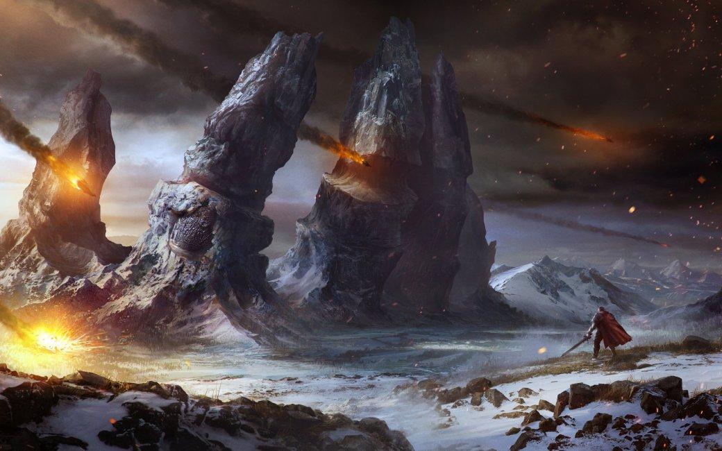 Обзор Lords of the Fallen - рецензия на игру Lords of the Fallen | Рецензии | Канобу