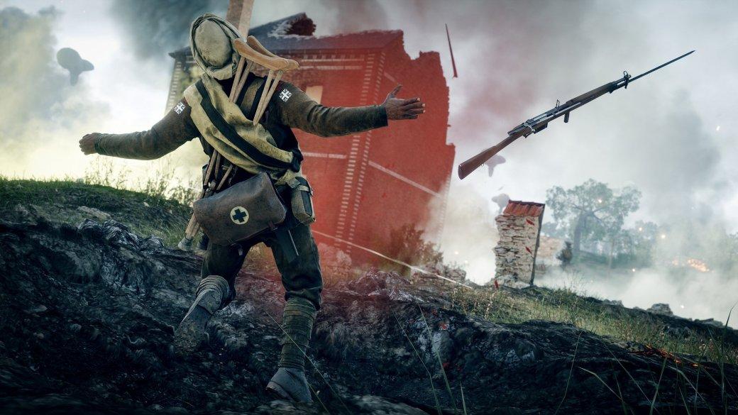 Изумительные скриншоты Battlefield 1 | Канобу - Изображение 9