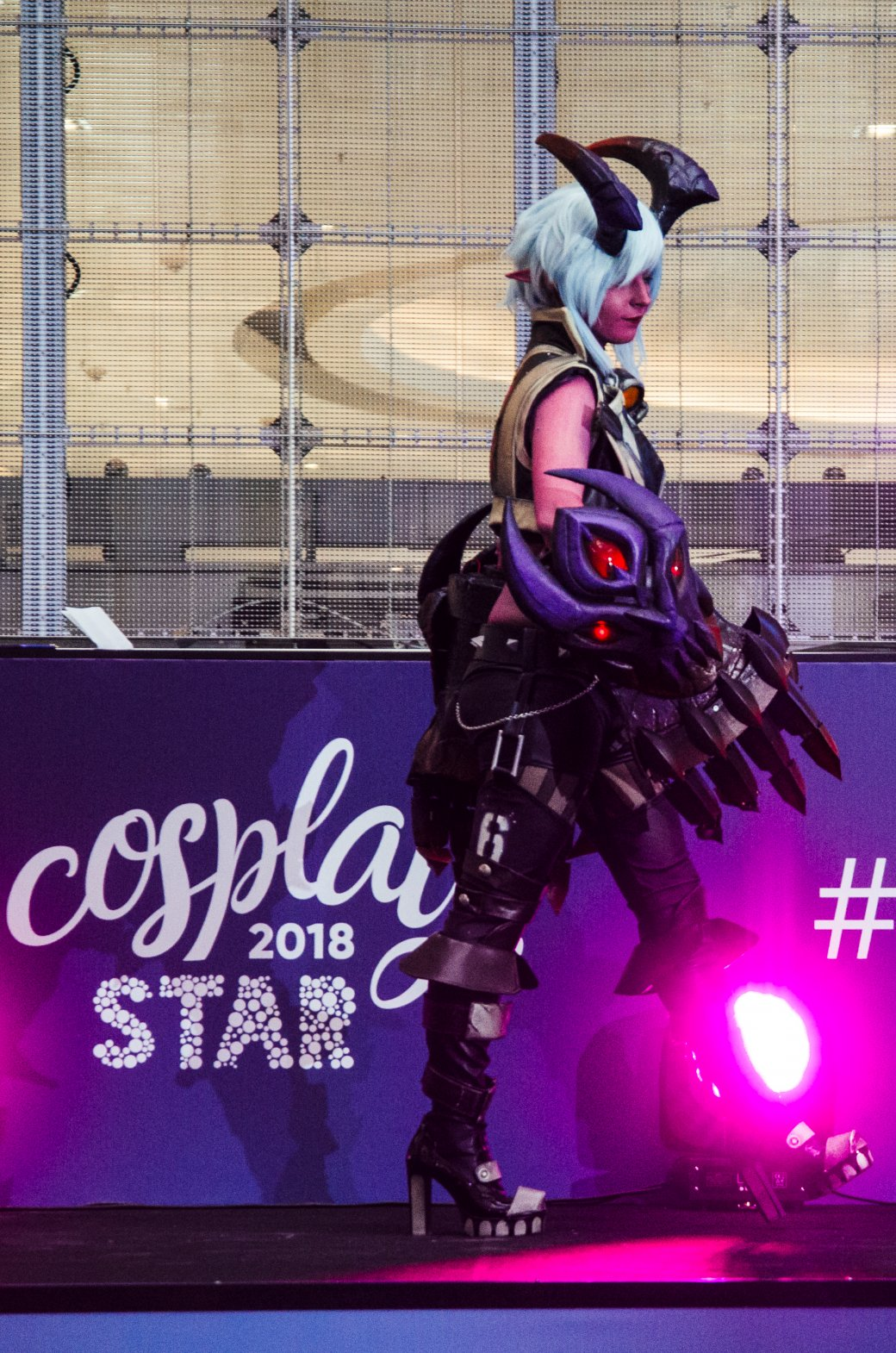 Лучший косплей сфестиваля Cosplay Star 2018: Пеннивайз, Джон Сноу, Роковая вдова идругие. - Изображение 103