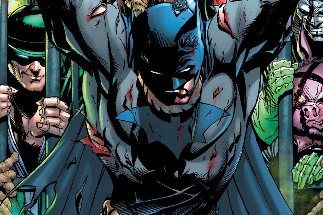 Злодейский патруль ивозвращение Томаса Уэйна.Чем запомнился Бэтмен Тома Кинга | Канобу