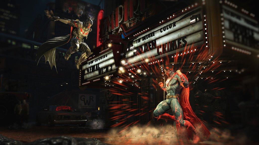 Лучшие игры по комиксам DC на Android и iOS - топ мобильных игр про супергероев DC Comics | Канобу