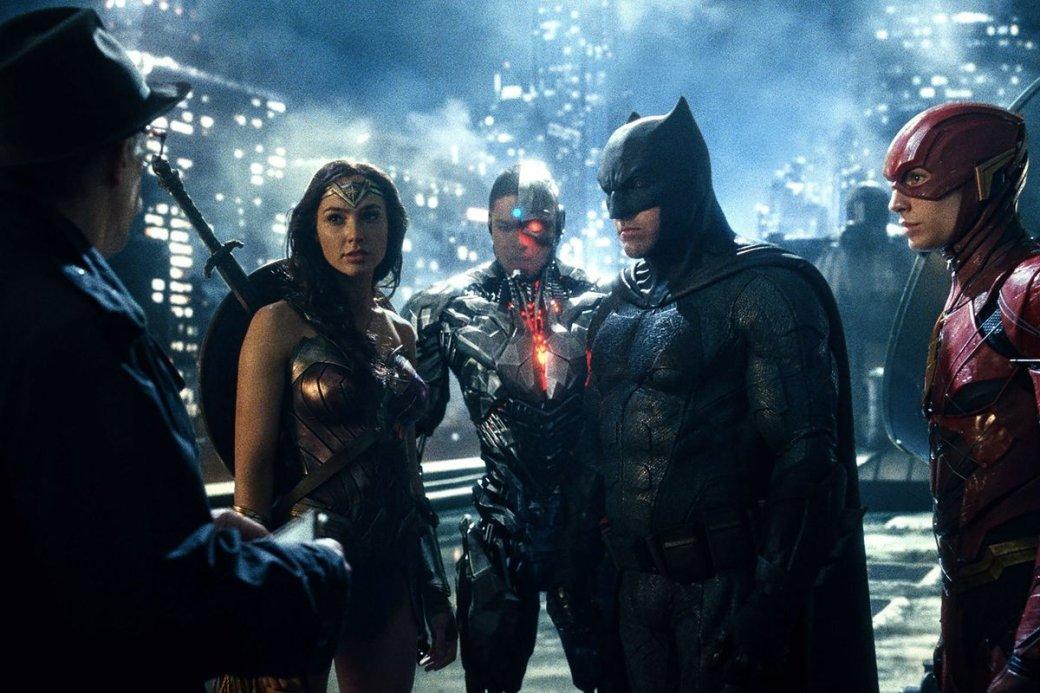 «Лига справедливости» Зака Снайдера (2021) - дата выхода, трейлер, актеры, новости, где смотреть   Канобу - Изображение 1188