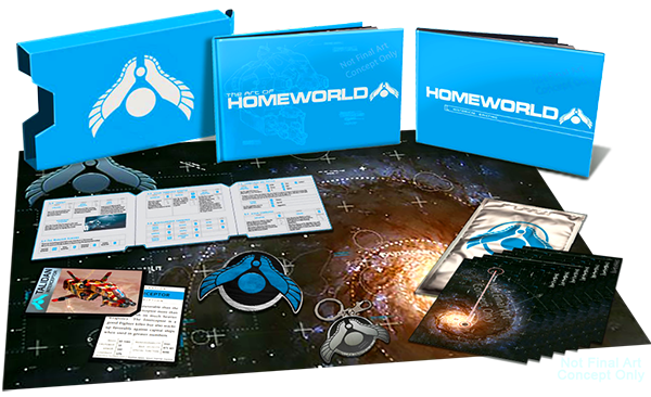 Масштаб улучшений Homeworld HD отметили сменой названия | Канобу - Изображение 2235