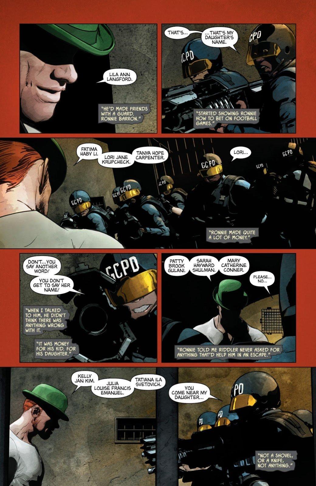 Зачем нужна была война Джокера иЗагадочника настраницах комикса «Бэтмен»?. - Изображение 20