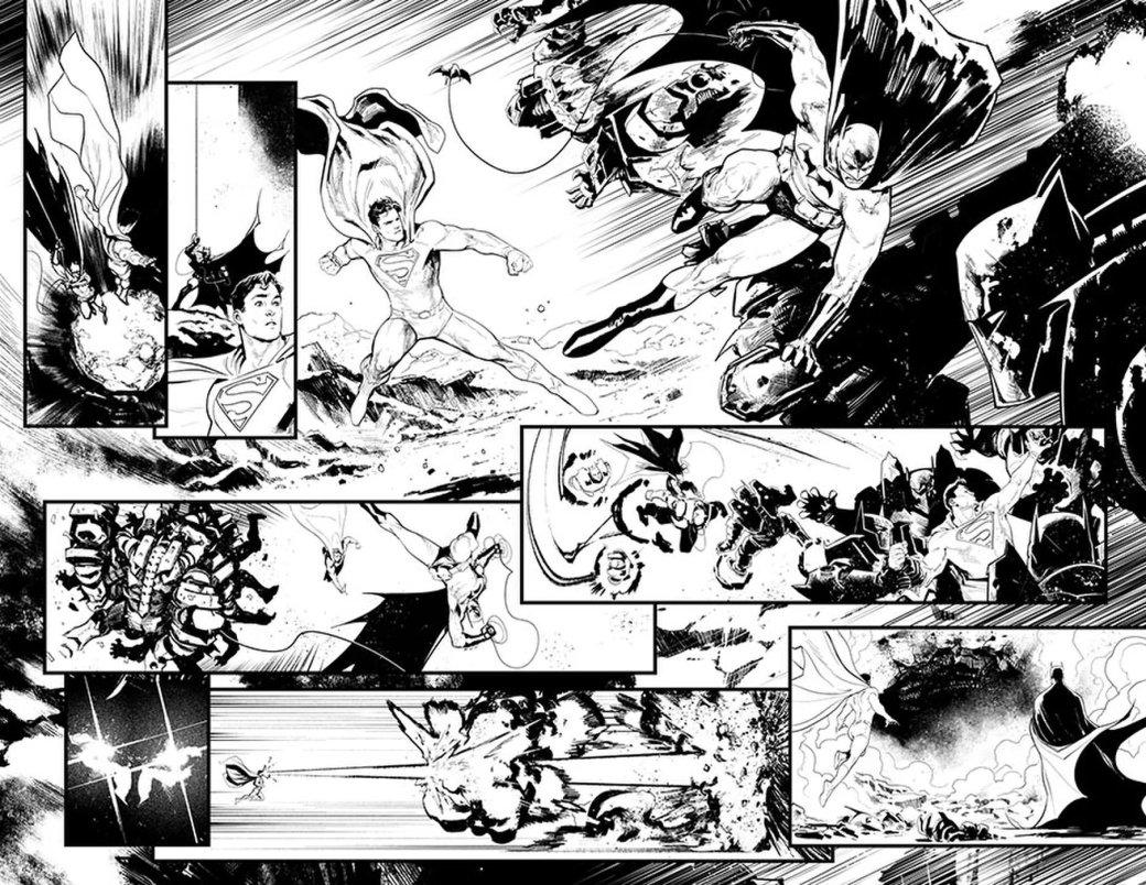 Вновой серии комиксов Бэтмен иСупермен устроят слежку засвоими коллегами | Канобу - Изображение 11428