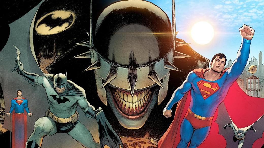 Вновом комиксе оБэтмене иСупермене представят Шазама-Джокера— Билли Бэтсона, зараженного вирусом | Канобу - Изображение 286