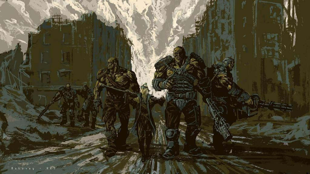Лучший арт мира Fallout | Канобу - Изображение 50