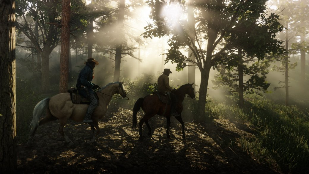 10 фактов о Red Dead, Red Dead Redemption и Red Dead Redemption 2, которые выдолжны знать  | Канобу - Изображение 10