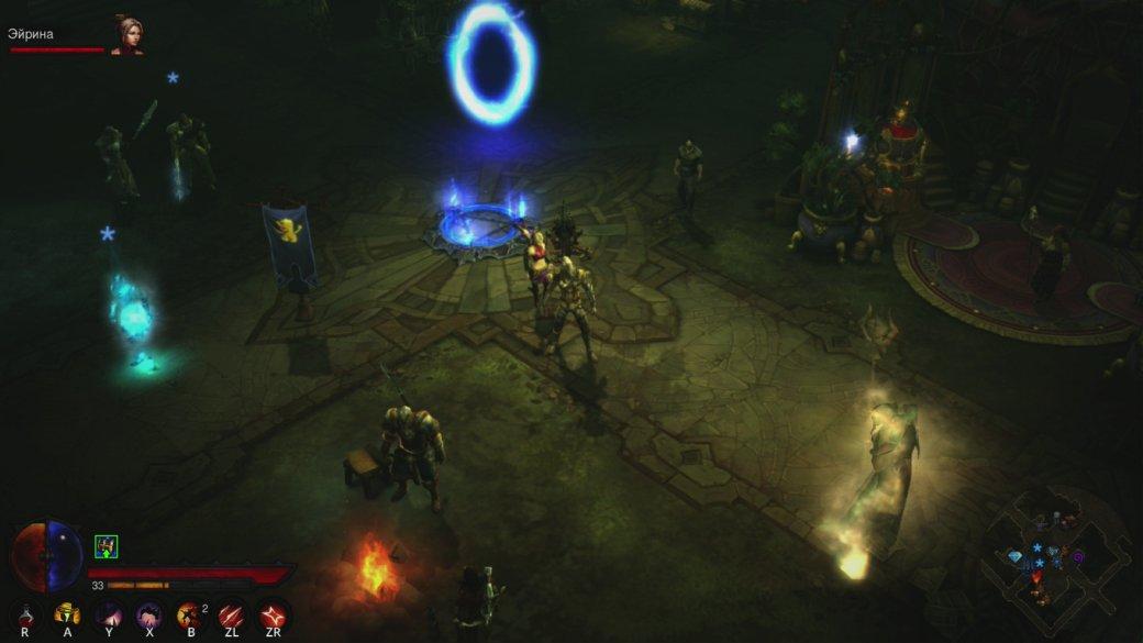 Обзор Diablo 3 на Nintendo Switch   Канобу - Изображение 8