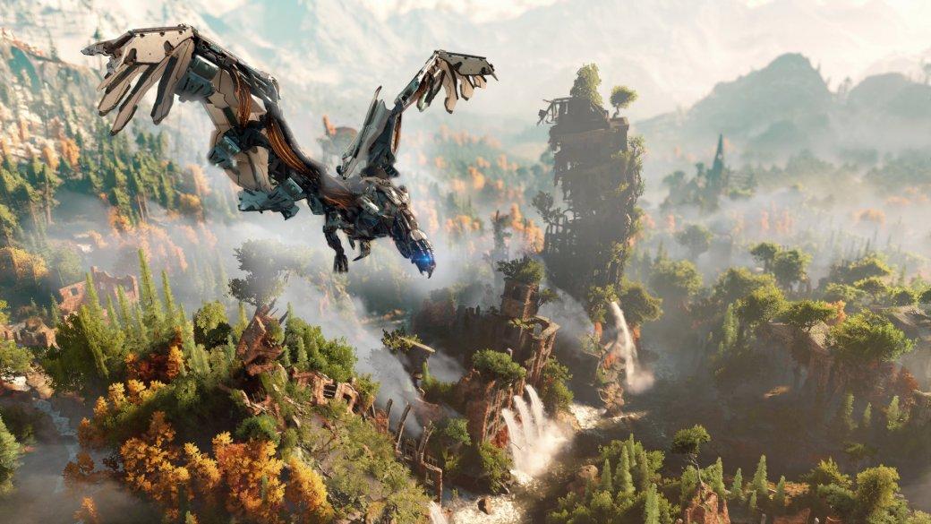 Horizon: Zero Dawn. Жизнь в племени — игра и реальность   Канобу