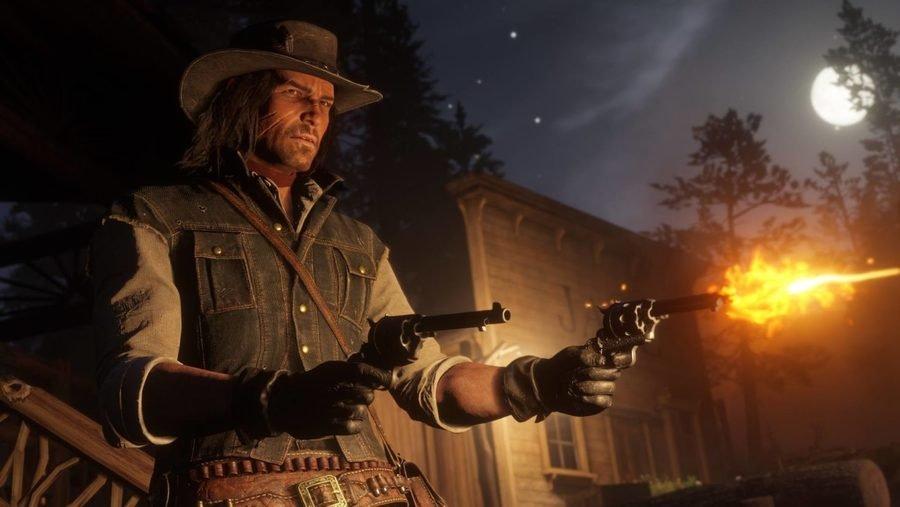 Как изменилась графика вRed Dead Redemption современи выхода первой части?. - Изображение 1