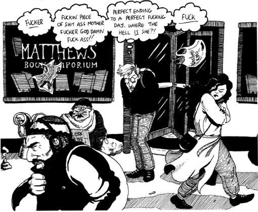 Комиксы: Box Office Poison | Канобу