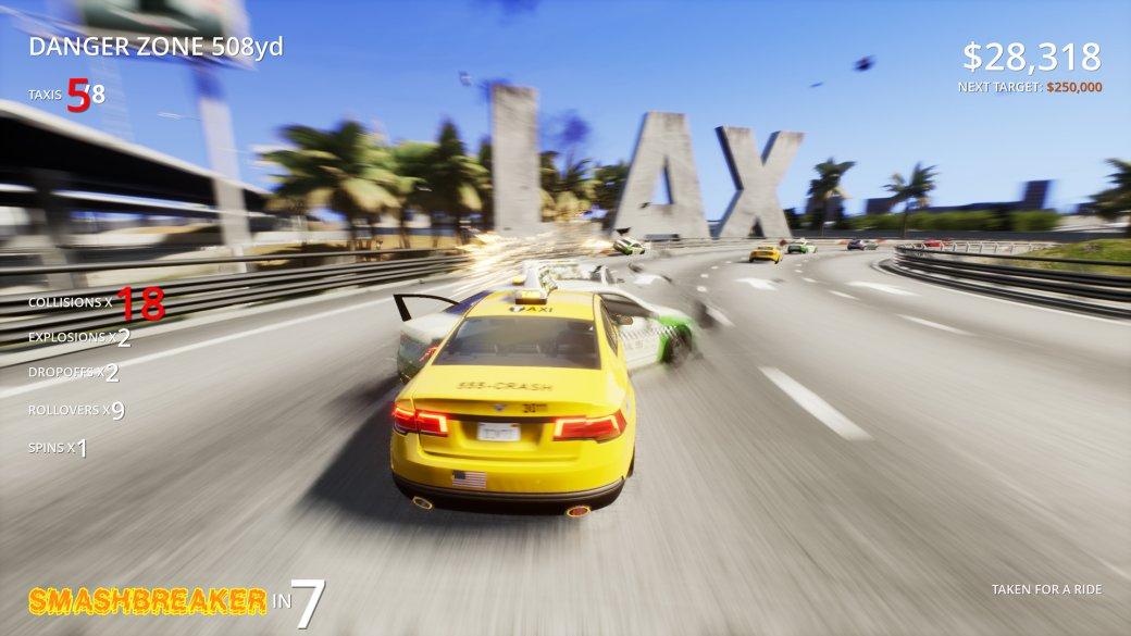 Бывшие разработчики Burnout анонсировали две игры. Вам наверняка понравится Dangerous Driving!. - Изображение 1