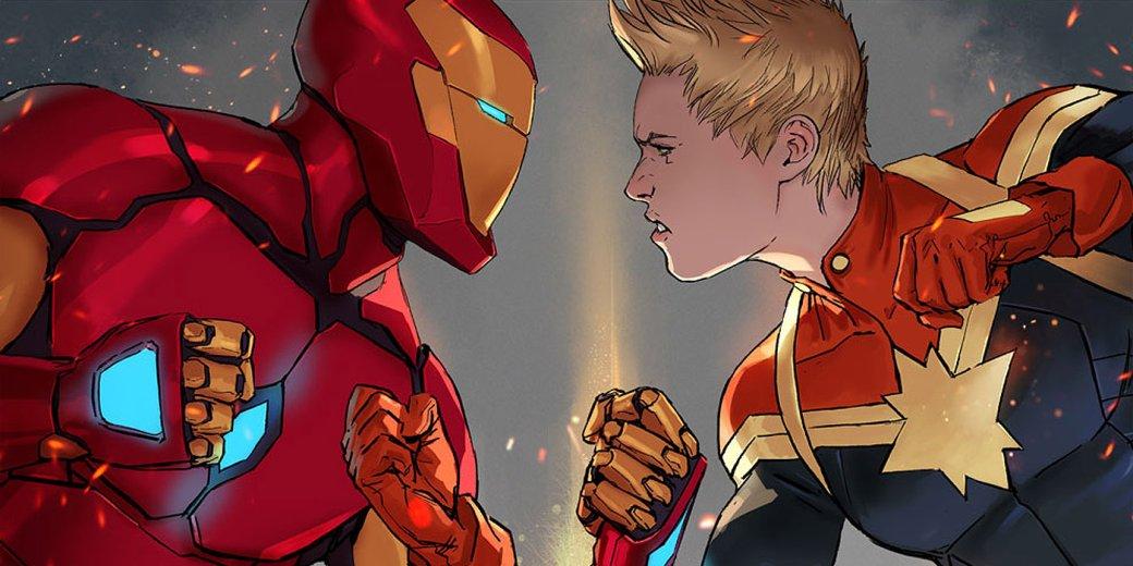 Плохая идея. Как ясоставлял топ сильнейших супергероев после «Капитана Марвел»   Канобу