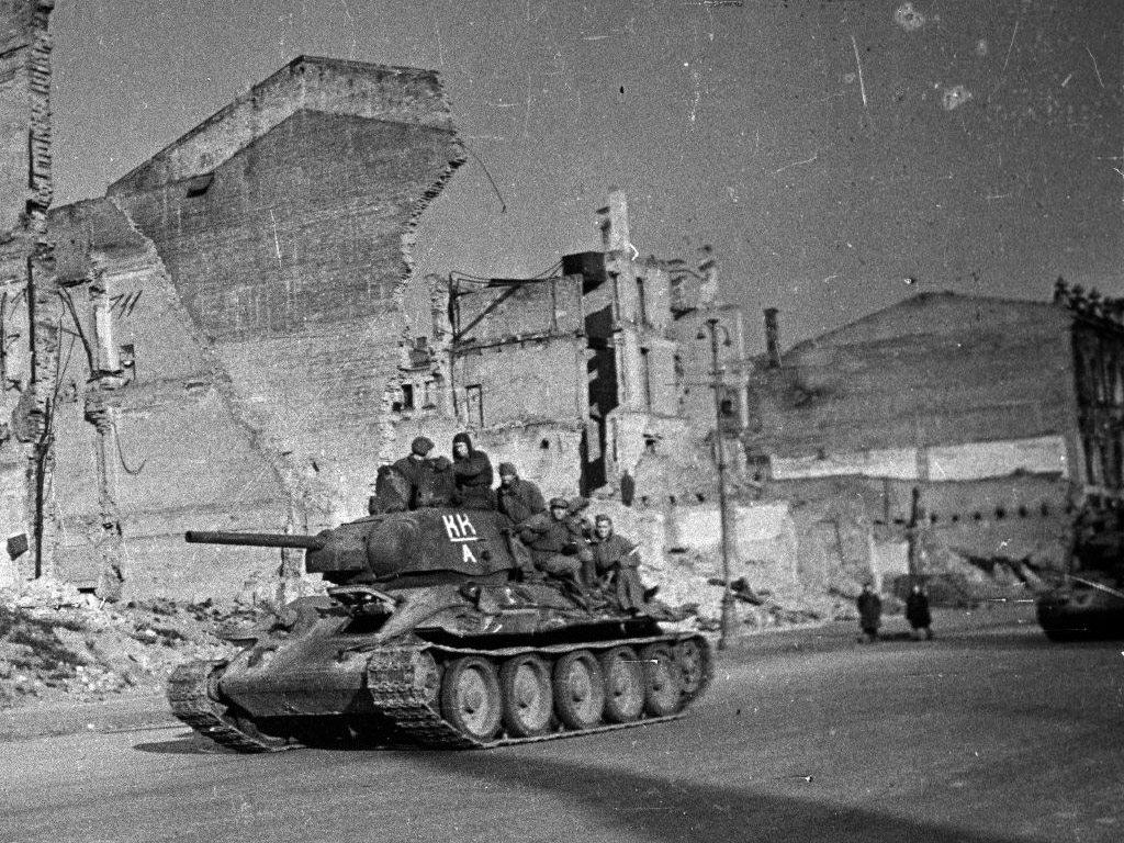 Танки и самоходные установки из World of Tanks, принимавшие участие в битве за Берлин | Канобу - Изображение 7816