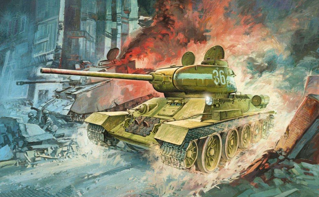 Танки и самоходные установки из World of Tanks, принимавшие участие в битве за Берлин | Канобу - Изображение 7815