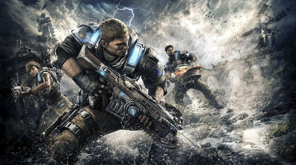 Слух: Microsoft разрабатывает сразу три новых части Gears ofWar! Без battle royale необошлось   Канобу - Изображение 2920