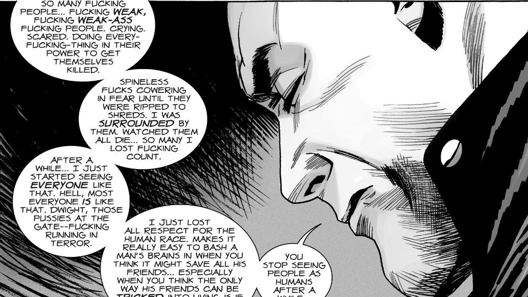 Почему линия Нигана в«Ходячих мертвецах» больше неимеет смысла | Канобу - Изображение 3