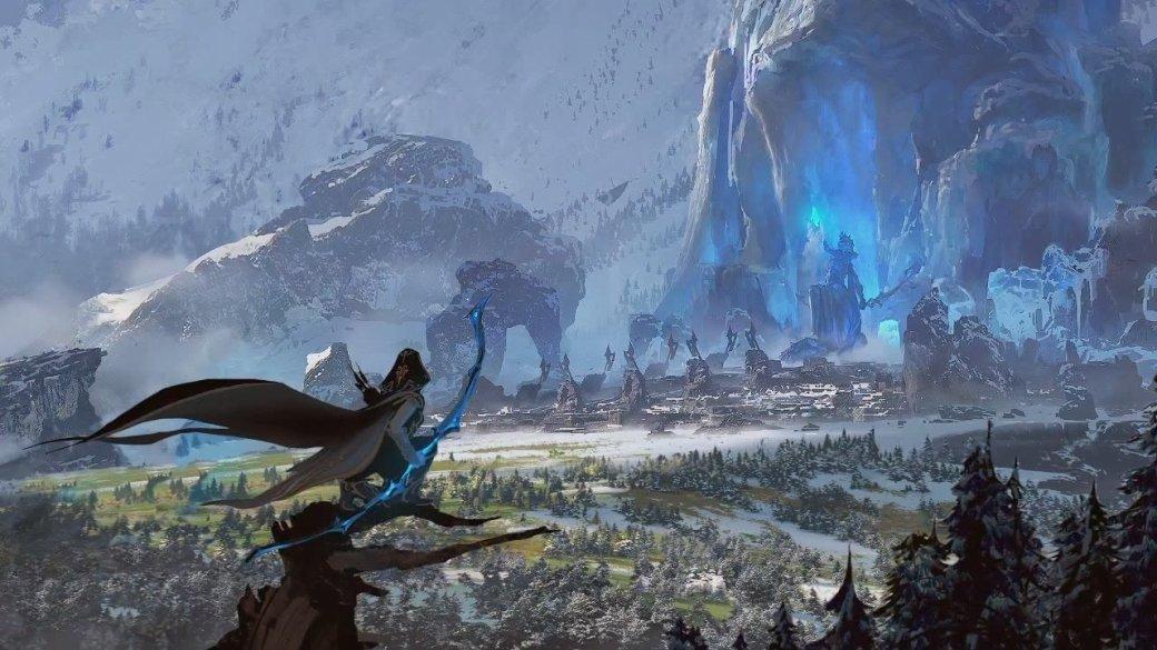 Турне по Рунтерре. Интерактивная карта вселенной League of Legends | Канобу