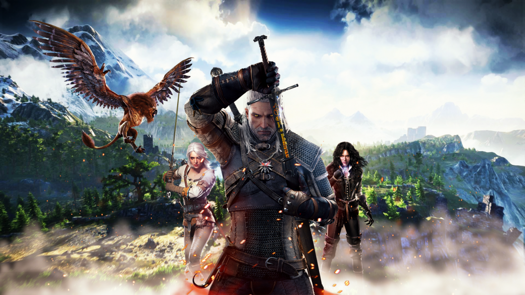 Для PS4-версии The Witcher 3 вышел патч, исправляющий проблемы с дальностью прорисовки в 4К-режиме | Канобу - Изображение 1
