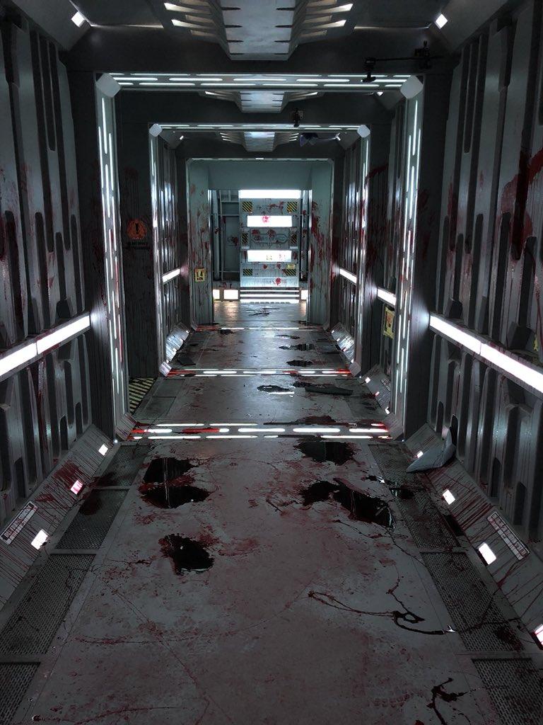 ВСети появились первые фото сосъемок новой экранизации Doom. - Изображение 11