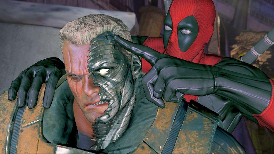Deadpool: Мучос чимичангас. Рецензия | Канобу - Изображение 1