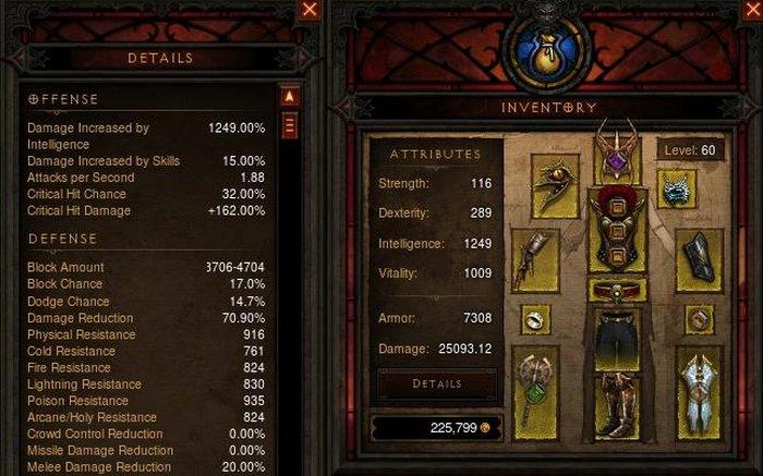 Diablo III. Руководство по Чародею. | Канобу - Изображение 3