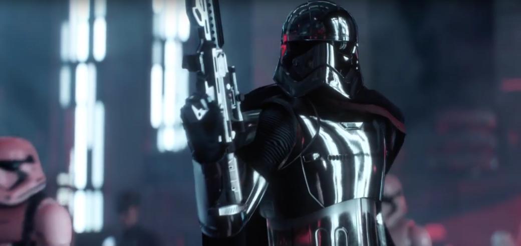 Посмотрите эффектный трейлер Battlefront II, посвященный сезону «Последних джедаев». - Изображение 1