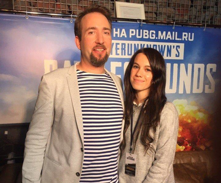 Интервью ссоздателем PUBG Бренданом Грином | Канобу