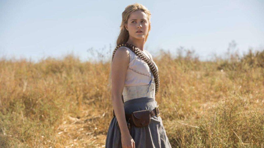 «Может стать прорывом»: критики ввосторге отзагадочности второго сезона Westworld. - Изображение 1