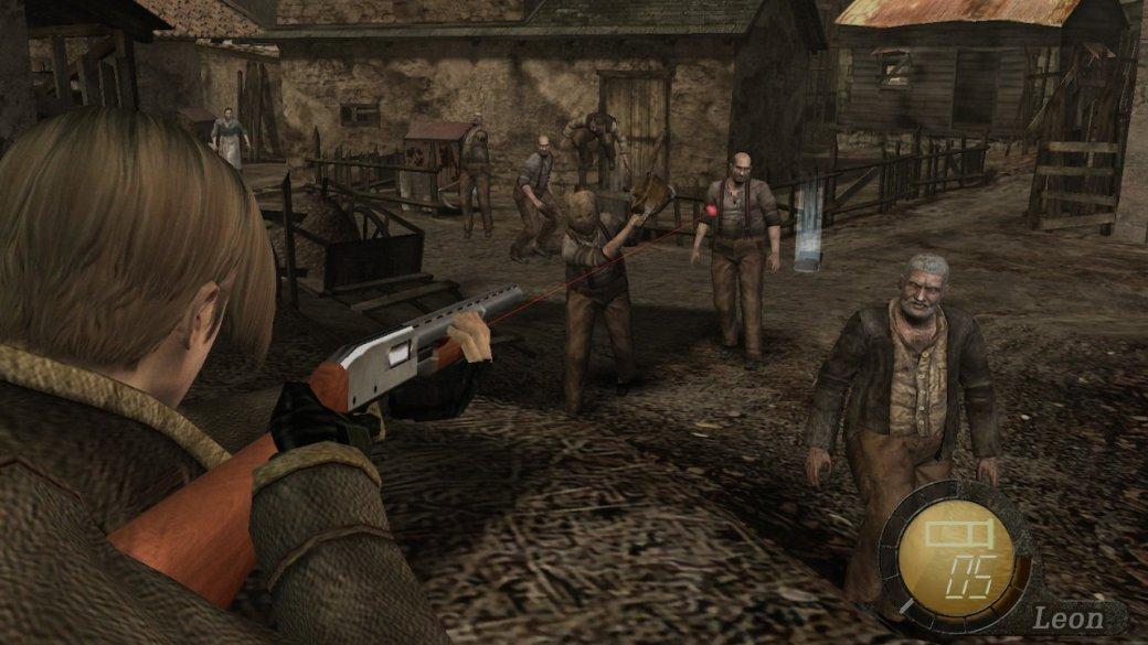 Как Resident Evil 4 выглядит иработает наNintendo Switch | Канобу - Изображение 7