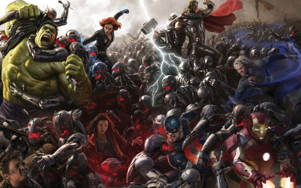 Рецензия на «Мстителей: Эра Альтрона»