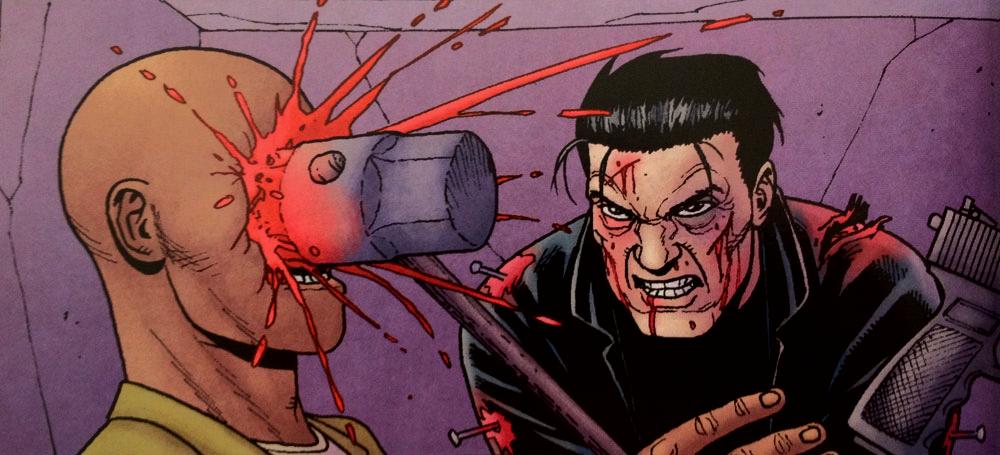 10 жестоких комиксов про Карателя