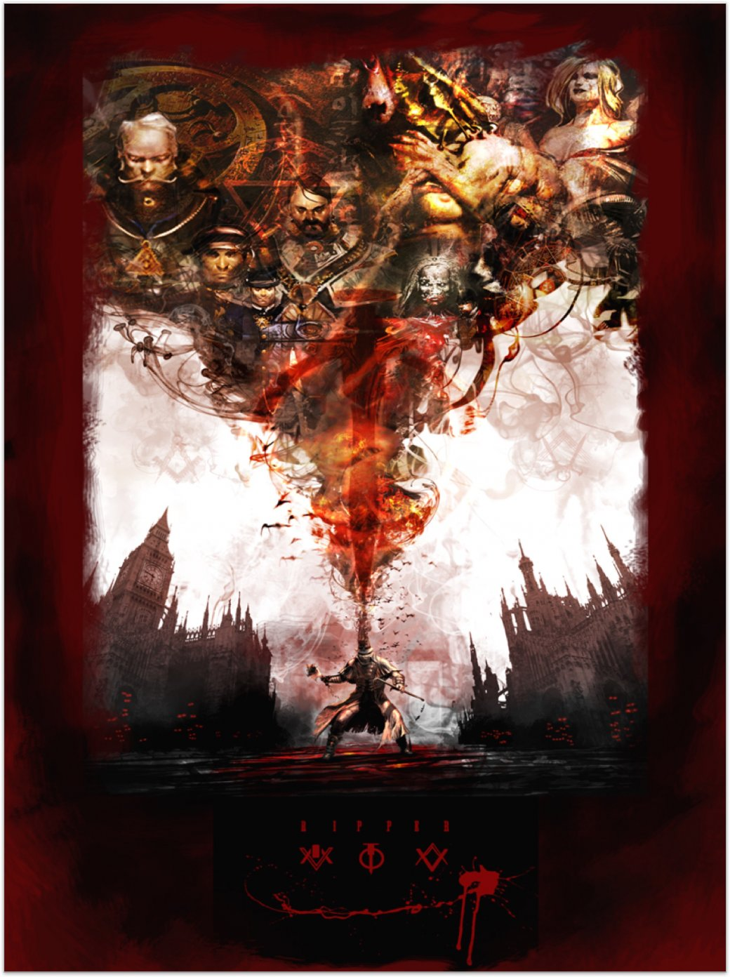 Какой была The Ripper – игра про Джека Потрошителя от создателей Dead Space   Канобу - Изображение 7918