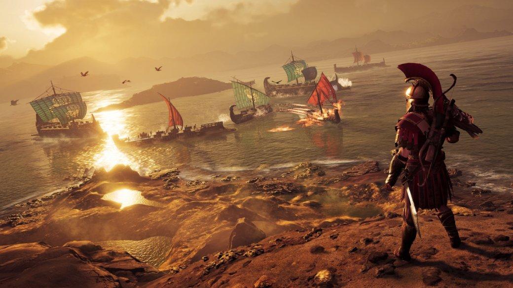 Создатели Assassin's Creed Odyssey добавили «королевскую битву» в игру, но без мультиплеера | Канобу - Изображение 10147