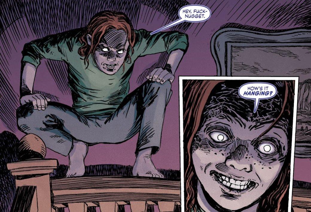 Рецензия на комиксы «The Dollhouse family» | Канобу - Изображение 3125
