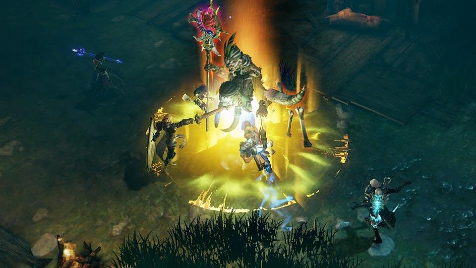 В Diablo: Immortal без подключения к интернету сыграть не получится | Канобу - Изображение 3603