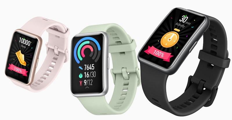 ВРоссию приехали доступные смарт-часы Huawei Watch Fit | Канобу - Изображение 8381
