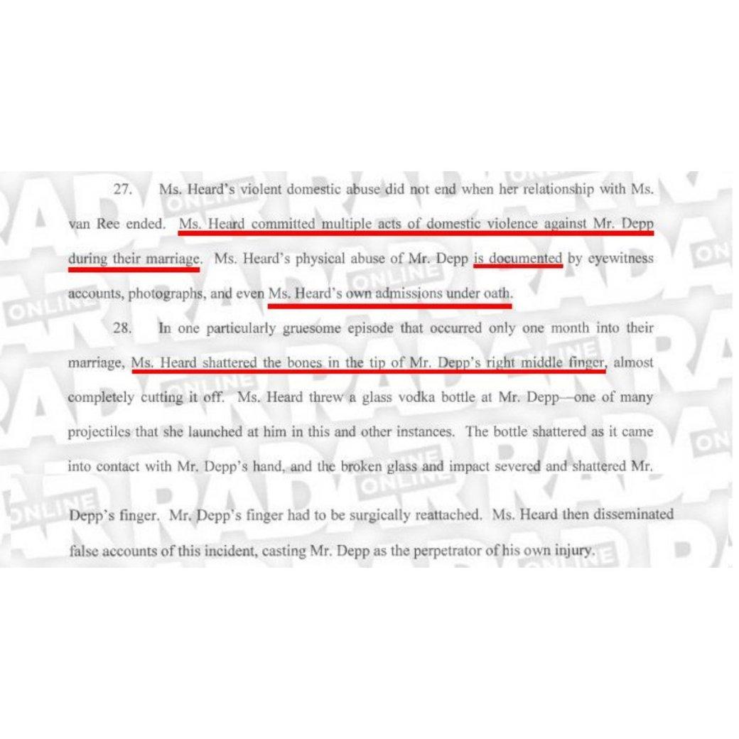 Новые доказательства говорят отом, что это Эмбер Херд калечила Джонни Деппа, аненаоборот   Канобу - Изображение 2