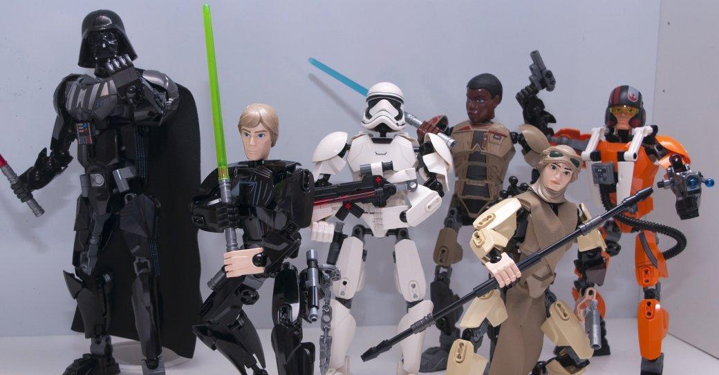 Нелепые приключения сборных фигурок LEGO Star Wars | Канобу