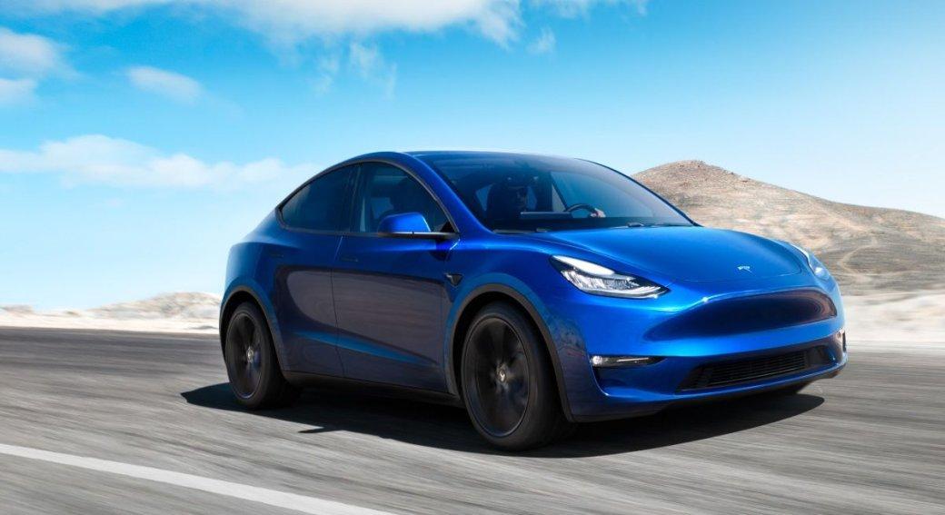 Что такое Tesla Model Yикакую пасхалку Илон Маск спрятал вееназвании? | Канобу